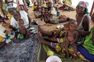 Σε σοβαρή κρίση τροφίμων η Αφρική