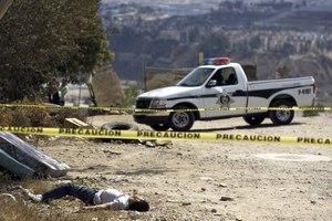 Ο λάκκος του τρόμου στο Μεξικό