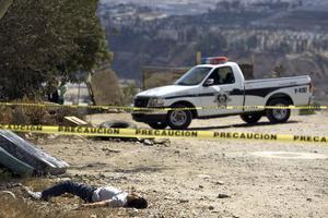 Μπαράζ δολοφονιών στο Μεξικό
