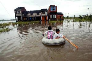 Φονικές πλημμύρες στην Κίνα