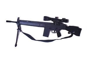 Αντικατάσταση του όπλου G3 με νέα τουρκικής κατασκευής
