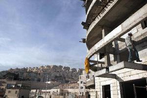 Χτίζονται 40 κατοικίες στο Πισγκάτ Ζεέβ