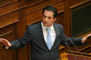 «Χαϊκάλης, Γερμενής, Κασιδιάρης, Τατσόπουλος κάνουν τσίρκο τη Βουλή»
