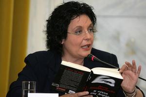 Αστυνομικοί μηνύουν την Κανέλλη για το «φασιστοτσόγλανα»