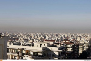 Υπέρβαση του ορίου συναγερμού για το όζον στην Αθήνα