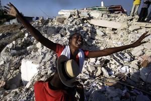 Ακόμα «χρωστάνε» στην Αϊτή