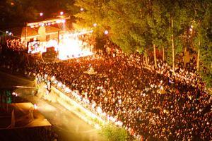 Φεστιβάλ δίπλα στο… ποτάμι