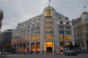 Louis Vuitton και… ξερό ψωμί