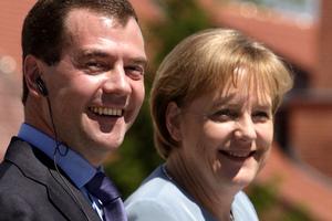 Ενώνουν δυνάμεις Ρωσία-Γερμανία