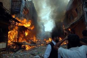 Μακελειό στο Πακιστάν