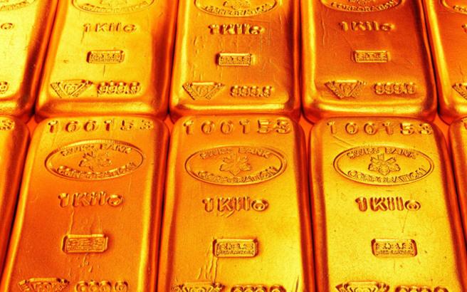 Η βαλίτσα έκρυβε εφτά πλάκες χρυσού