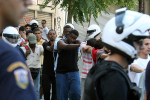 Παρέμβαση ΟΗΕ για τη βία κατά μεταναστών στην Ελλάδα