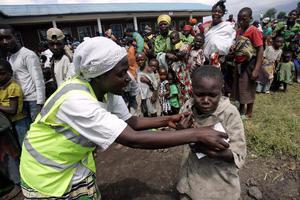 Νέο κύμα προσφύγων στο Κονγκό