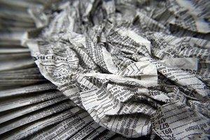 Τι μπορούμε να κάνουμε με τις παλιές εφημερίδες;