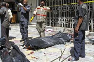 Νεκροί έξι από τους 12 ανθρώπους που είχαν απαχθεί από τη Βαγδάτη