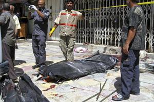 Ενέδρα θανάτου σε αξιωματούχο του Ιράκ