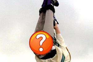 Δείτε γιατί το bungee jumping δεν είναι για όλους…