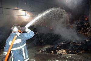 Έσβησε η φωτιά στη Θεσσαλονίκη