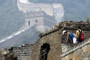 Το Σινικό Τείχος δεν ήταν ένα