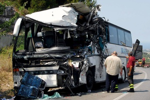 16 τραυματίες στη Βουλγαρία