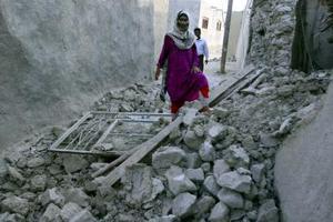 Δεκαέξι τραυματίες από το σεισμό στο Ιράν