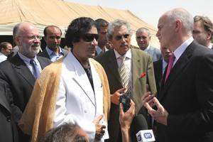 Στρατηγικές συνεργασίες Ελλάδας-Λιβύης