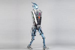 Ρομπότ με αυξημένη αίσθηση της αφής
