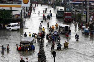Αυξάνεται ο αριθμός των νεκρών από τον τυφώνα Conson