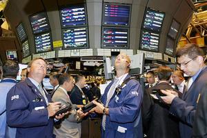 Κερδοφόρα συνεδρίαση στη Wall Street