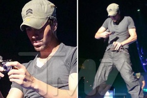 Τι φωτογραφίζεις Enrique;