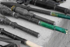 Οι αρχές του Ιράν κατέσχεσαν βόμβες και εκρηκτικά