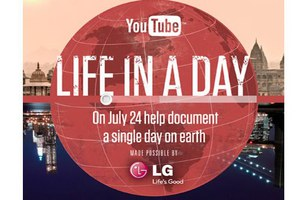«Life in a day»: γίνε κι εσύ μέρος της ιστορίας