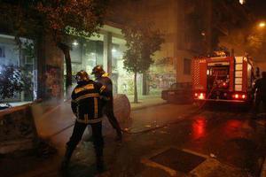 Έντεκα τραυματίες από τη φωτιά στο Ηράκλειο Κρήτης