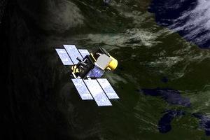 Στο διάστημα δορυφόρος κατάσκοπος για το κλίμα