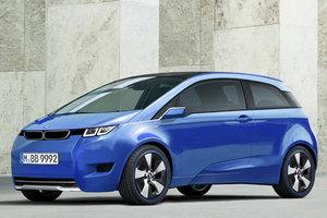 Στους Ολυμπιακούς του 2012 το BMW Megacity