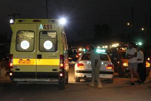 Ο οδηγός εκτοξεύτηκε από το ΙΧ και σώθηκε