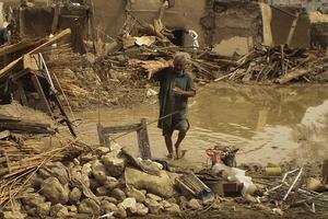 Φονικές βροχές στο Πακιστάν