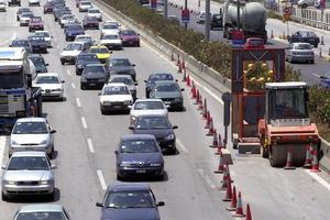 Κυκλοφοριακές ρυθμίσεις το επόμενο διάστημα στην Αθηνών-Λαμίας