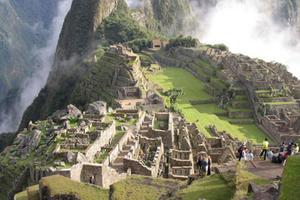 «Παγώνουν» στο Περού