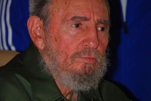 Νέα δημόσια εμφάνιση του Φιντέλ Κάστρο