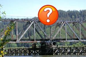 Τι μπορεί να υπάρχει πάνω στις γραμμές του τρένου;