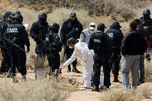 Ακόμα 51 νεκροί από τον πόλεμο των ναρκωτικών