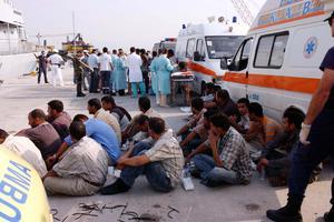 Εντοπίστηκαν λαθρομετανάστες στη Μαγνησία