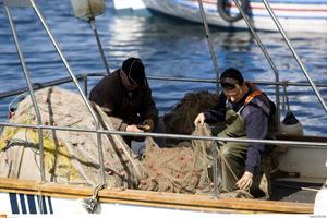 «Η ναυπηγική μας παράδοση εξαφανίζεται με την ολέθρια μείωση των ξύλινων αλιευτικών σκαφών»