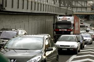 Δυσκολίες για τους οδηγούς στην Αττική Οδό