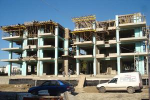 Τέσσερα μέτρα στήριξης της οικοδομής