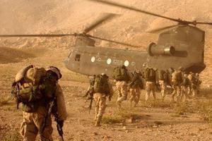 Φονική ομάδα αμερικανών στρατιωτών