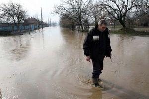 «Βουλιάζει» η Βουλγαρία από τις πλημμύρες