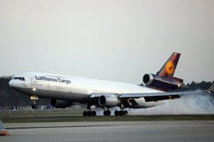 Συντριβή αεροσκάφους της Lufthansa στο Ριάντ