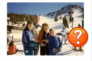 Ωραία οικογενειακή φωτογραφία, αλλά...